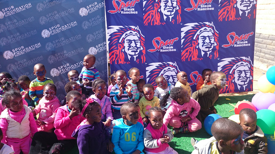 asha preschool in soweto mandela day 2014 the early care foundation 21982
