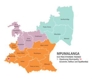 ASHA Trust Beneficiaries Mpumalanga
