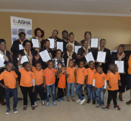 Mamelodi Certification Ceremony