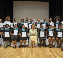 Midvaal ECD Practitioners Certification Ceremony
