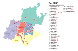 ASHA Trust Beneficiaries Gauteng