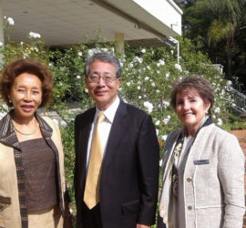 Ambassador of Japan & ASHA Trust