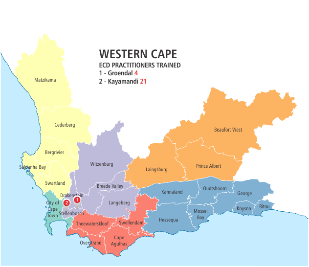 ASHA Trust Beneficiaries Western Cape